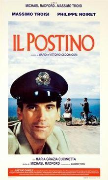 Sur une petite île italienne, dans les années 1950, le jeune Mario décroche un emploi de facteur au service exclusif du célèbre poète Pablo Neruda récemment débarqué sur la péninsule.