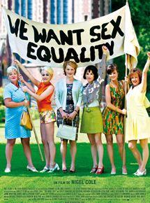 Au printemps 1968 à Londres, une ouvrière de l'usine de Ford de Dagenham, dans la banlieue londonienne, va mener un mouvement visant à instaurer l'égalité de salaire entre les hommes et les femmes.